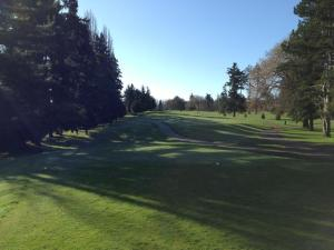 4th Tee at West Seattle Golf Course