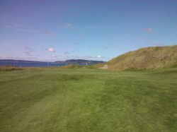 1st Fairway of Chamber Bay