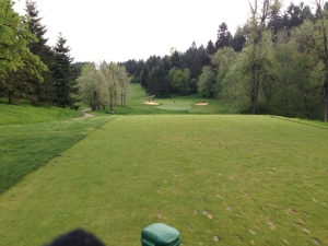 Pumpkin Ridge Ghost Creek 3rd Hole