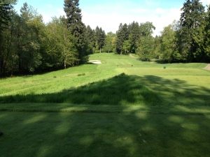 Pumpkin Ridge Ghost Creek 5th Hole