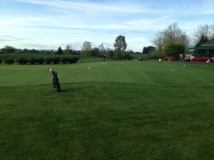 Pumpkin Ridge Ghost Creek Putting Green